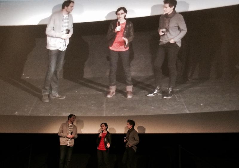 Sarah Goodman at Hot Docs Cinema