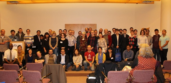 TPL Hackathon 2015 Group Shot