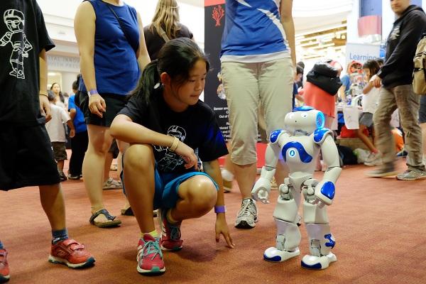 Maker festival Robot