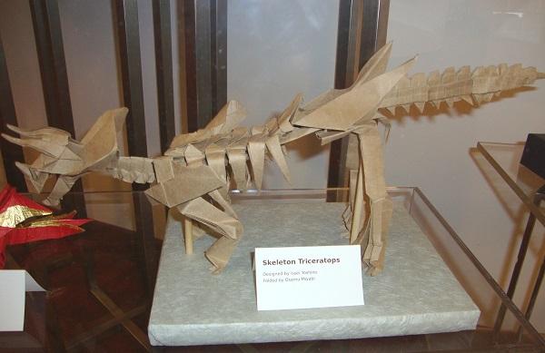 Skeleton Triceratops